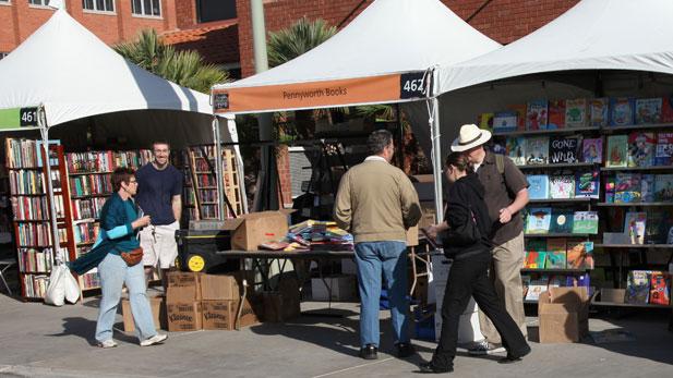The Tucson Festival of Books