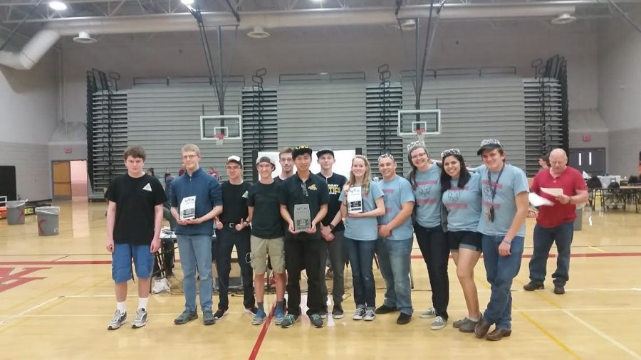 Sahuaros Robotics Club Makes State!