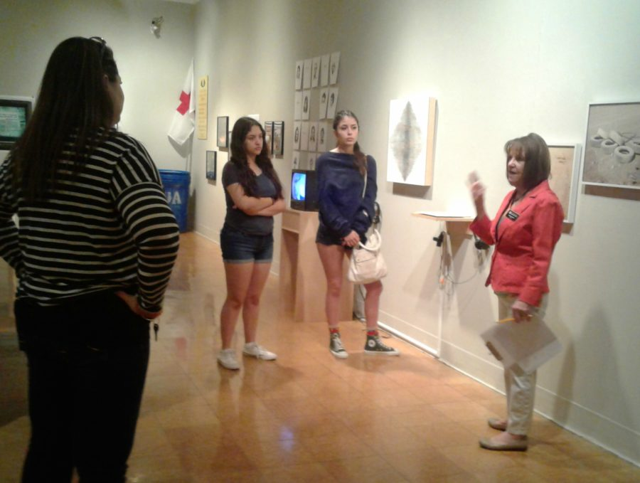 Mexican-American Government Visits Northern Triangle Exhibition