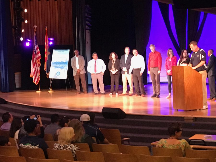 Asian American Students in TUSD Get Recognized