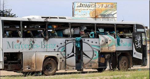 Syrias Bus bombing