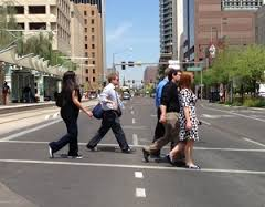 2016 in Arizona Marked 20 Year High in Pedestrian Death Rates.