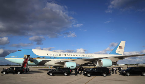 Trump Will Outspend Obama's Travel Budget