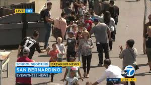 San Bernardino's North Park Elementary School Shooting