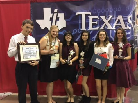 Sahuaro Science Students Win Big at SARSEF Awards
