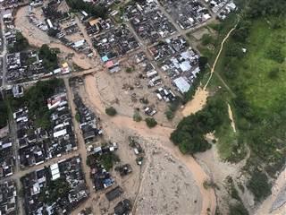 Columbia Landslide Kills Hundreds