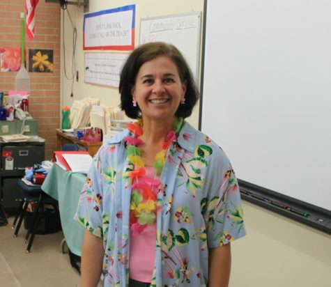 Mrs. Hughes' 25-Year Legacy Comes to a Close