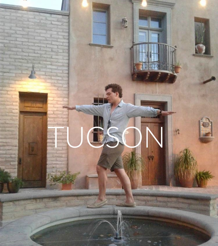 This My Tucson, and I Love It