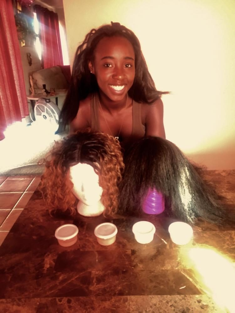 Chambray Colters Senior Project: Making Wigs for Cancer Patients