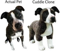 Cuddle Clones - Plush Versions of Your Pet