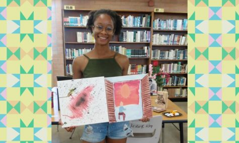 Lanissa Patterson's Senior Project: Transcendence Through Art