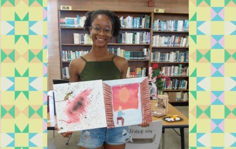 Lanissa Patterson's Senior Project: Transcendence Through Art