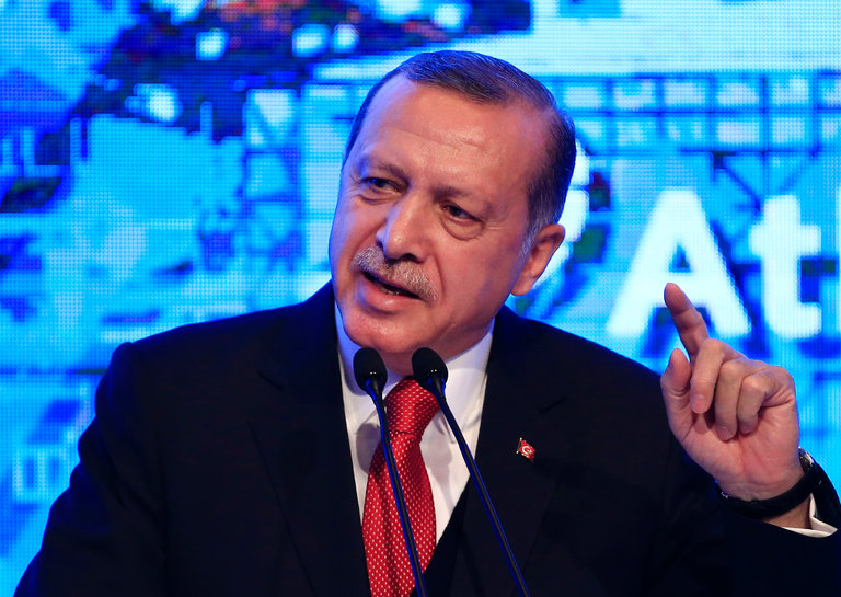 Turkey Purges 4,000 Officials and Blocks Wikipedia