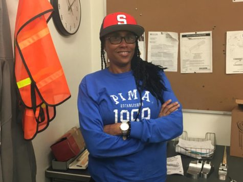First Woman Site Engineer at Sahuaro: Tori Moore