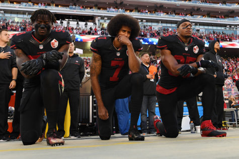 Kaepernick Fans Refuse to Take a Knee