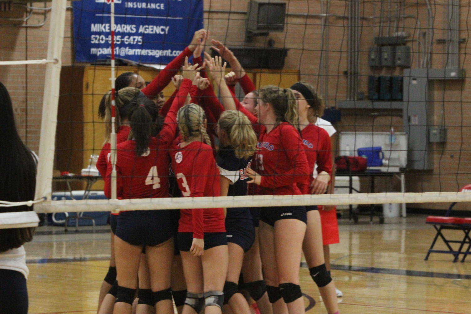 Volleyball: Serves Up!