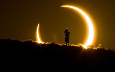 Solar Eclipse on Monday