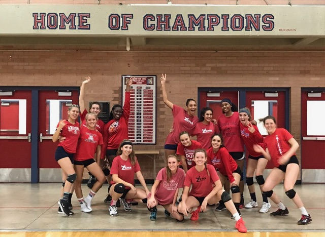 Introducing Cougar Fall Sports Varsity Captains