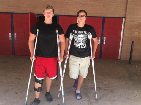 Sahuaro's Crutch Crew