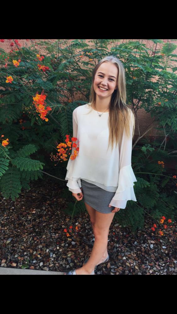 Norwegian Foreign Exchange Student : Lisa Evju