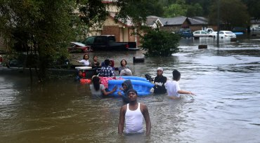 Victims of Hurricane Harvey
