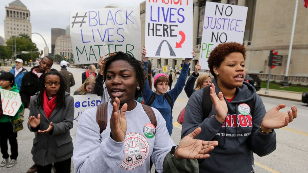 St. Louis Riots Over White Police Officers Acquittal