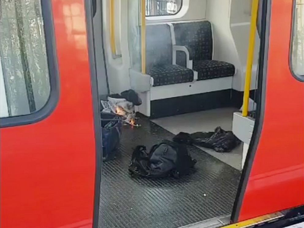Terror in London... again