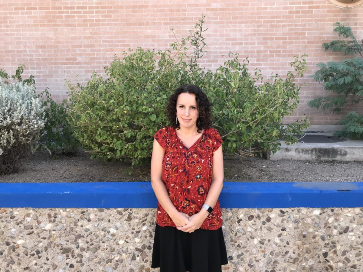 Meet The New Career Counselor: Mrs. Smith