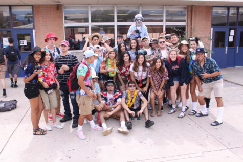 Spirit Week Slide Show