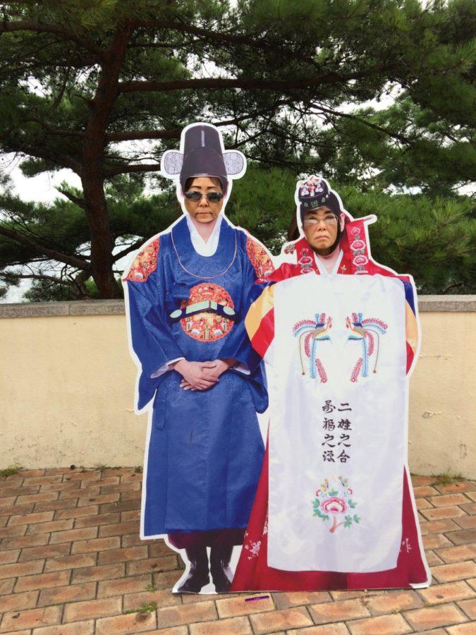 Ms. Salduttis Adventure To South Korea