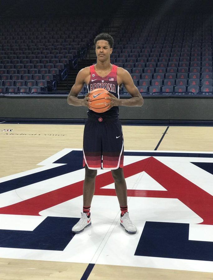 NBA Legends Son to Attend the U of A