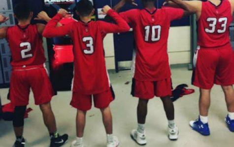 Boys Basketball Team Gearing Up for Season