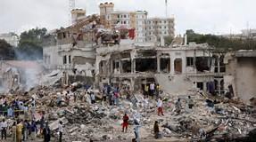 Somalia Truck Bombing Deadliest Attack
