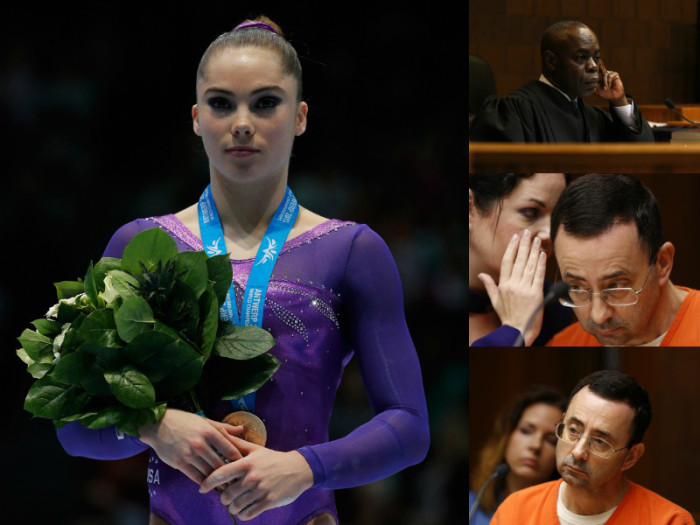 USA Gold Medalist Molested By Doctor