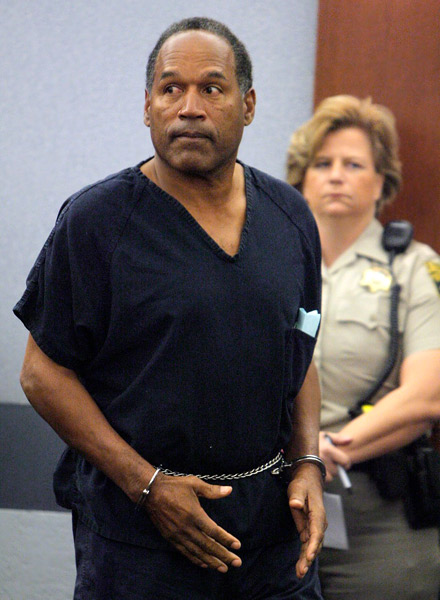 OJ Simpson Released After Nine-Year Sentence