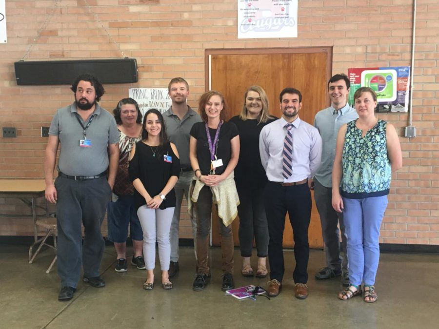 Welcome Our First-Year Teachers to Sahuaro