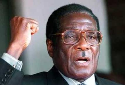Zimbabwe Authoritarian President Resigns