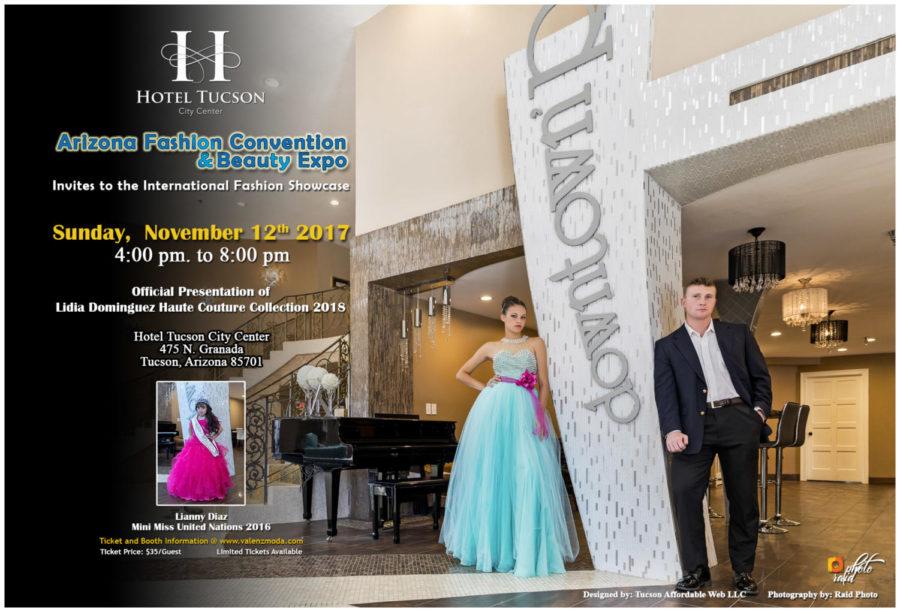 Arizona Fashion Convention & Beauty Expo
