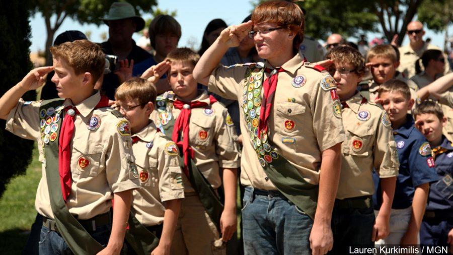 Alternative To Girls Being In Boy Scouts