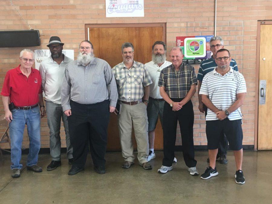 Honoring Sahuaros Veterans
