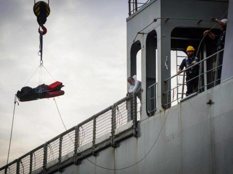26 Teenage Girls' Bodies Found at Sea