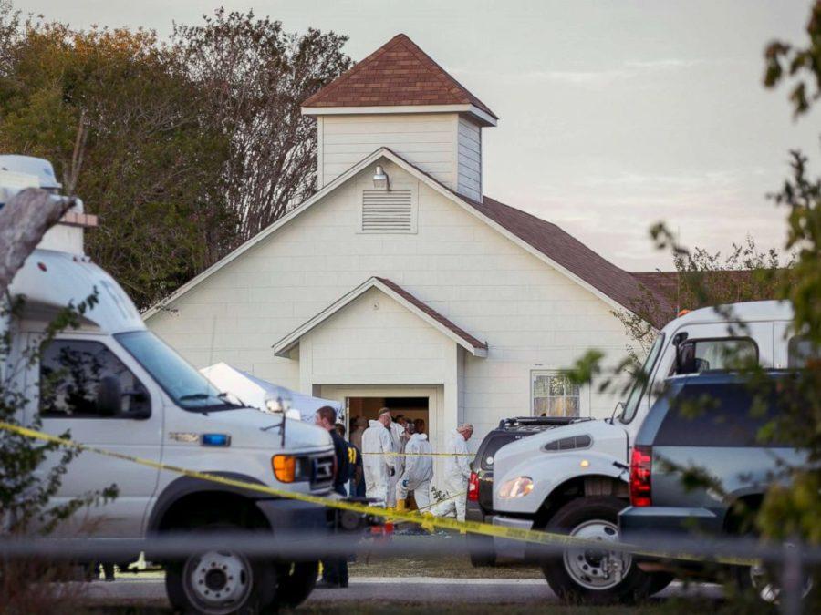 Texas Church Massacre