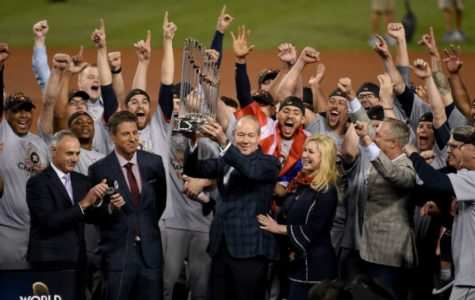 Astros Win 2017 World Series Champions
