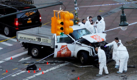 New York City Attacked Again