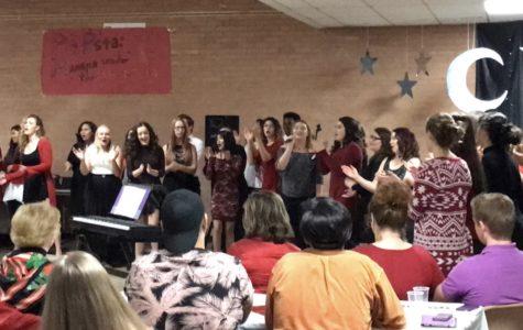 Choir's Incredible Popsta Night