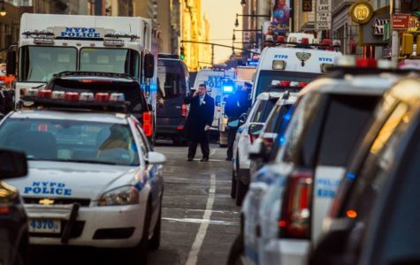 Attempted Bombing In NYC Subway