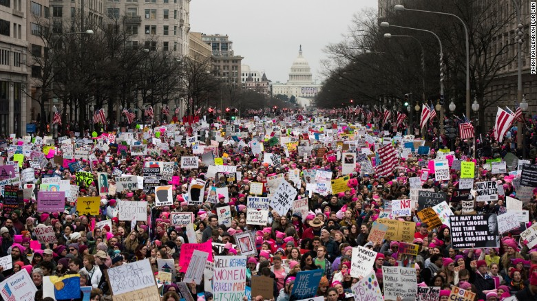 The 2018 Womens March