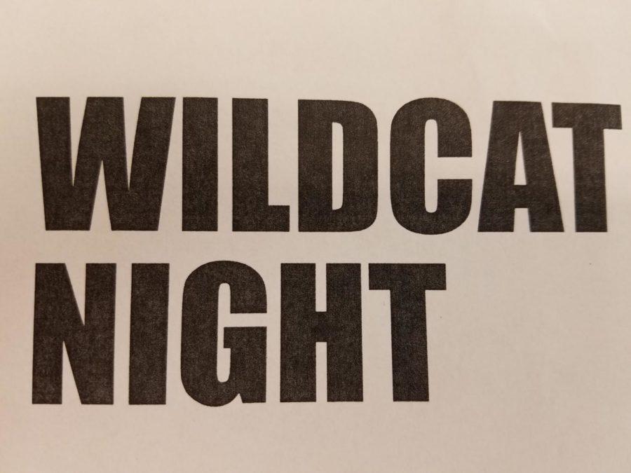Wildcat Night Tuesday January 16