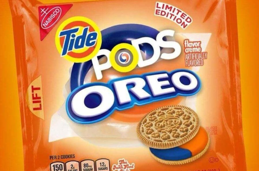 Tide Pod Challenge - The Forbidden Fruit?