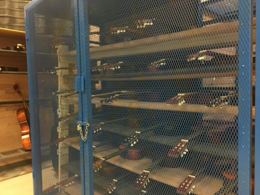 Sahuaro Instruments Experiencing a String of Thefts